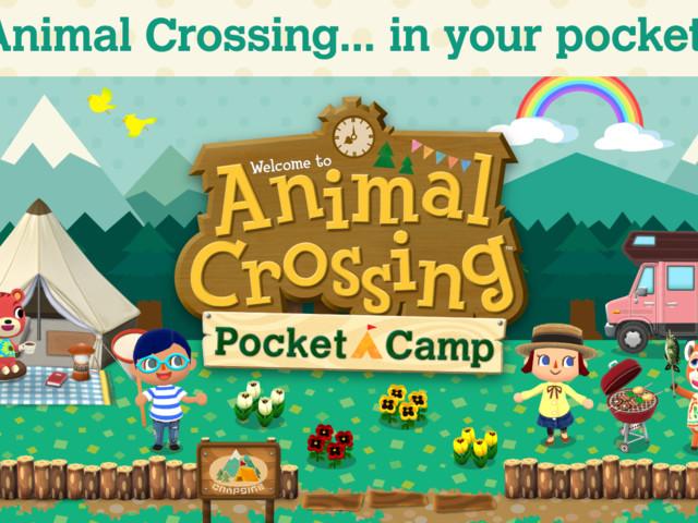 Nu finns Nintendo-spelet Animal Crossing: Pocket Camp i Play Store