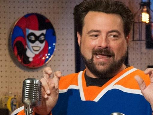 Kevin Smiths tankar om framtiden för DC:s filmuniversum