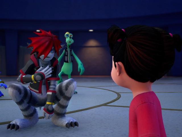 Visst tusan är Monsters Inc. en av världarna i Kingdom Hearts III