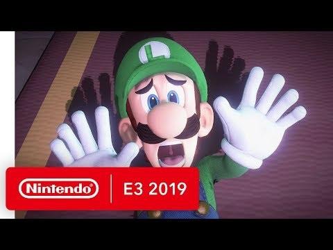 Luigi's Mansion 3 släpps 31 oktober