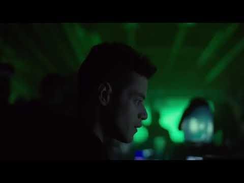 Elliot hackar järnet i nytt klipp från Mr Robot