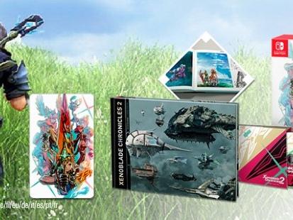 Vinn en Collector's Edition av Xenoblade Chronicles 2