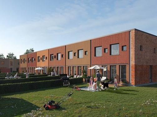 Klartecken för nytt radhusområde i Hököpinge