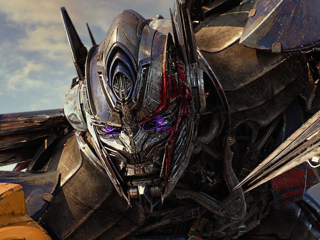 """Låga betyg till """"Transformers"""""""