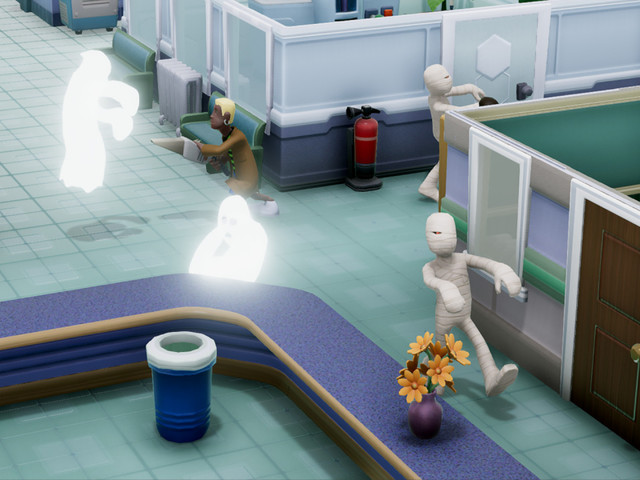 Theme Hospital-inspirerade Two Point Hospital visas i nytt videoklipp
