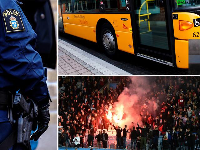 Snabba bilar, sportarrangemang och bussar gör Lommabor otrygga