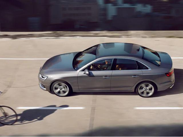 Audi, Volkswagen, Ford och Daimler drar i handbromsen – brist på kretsar