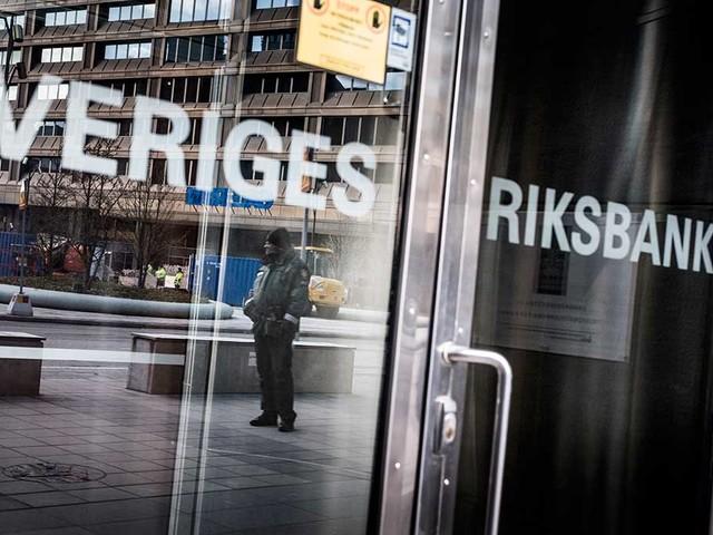 Capital Economics: Riksbankens nästa åtgärd kan vara en räntesänkning