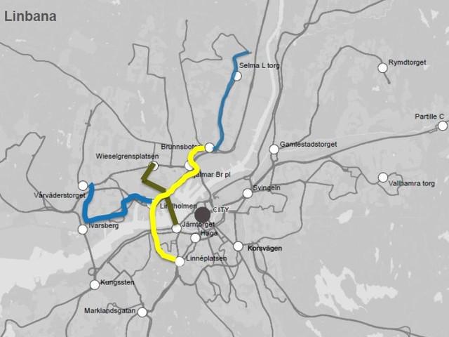 Miljardsatsning på kollektivtrafik i Göteborg