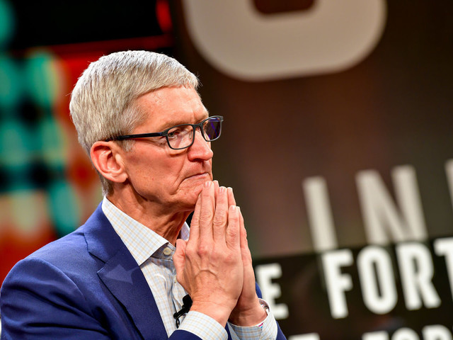 Apple gör rekordvinst under sitt tredje kvartal