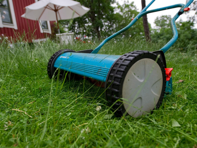 Vänd motvinden, trappstegen och gräsklippningen till din fördel