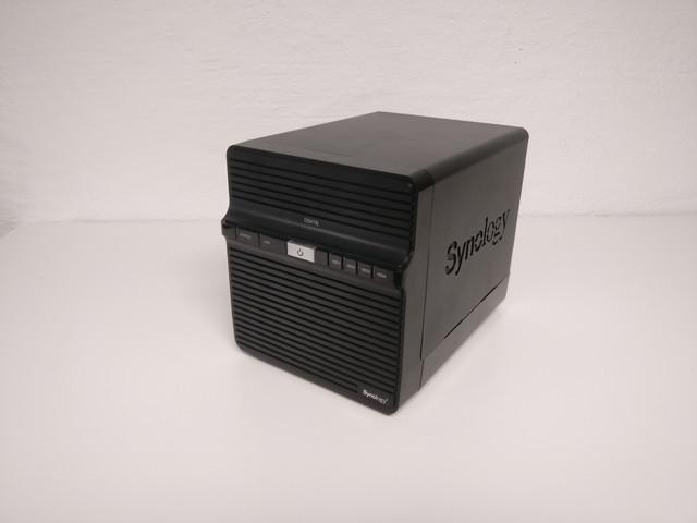 Testpilot: Synology DS418J