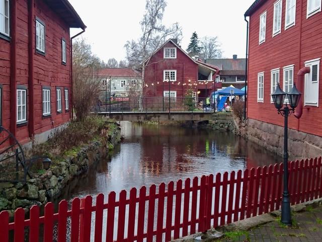 Julmarknad i Eksjö