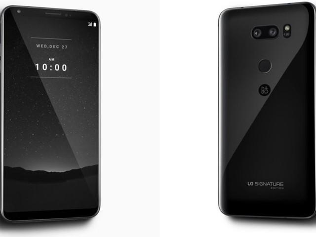 Den här specialupplagan av LG V30 kostar 15000kr