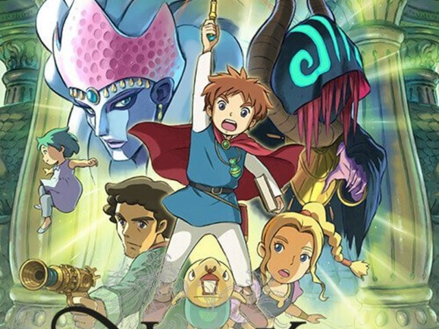 Ni No Kuni: Wrath of the White Witch kommer till PC, PS4 och Xbox One