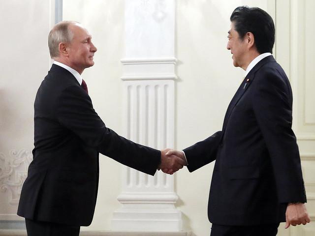 Japan och Ryssland närmar sig fredsfördrag