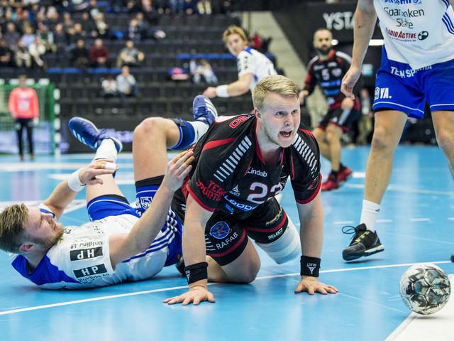 Ystads IF satte stopp för HK Malmös segertåg