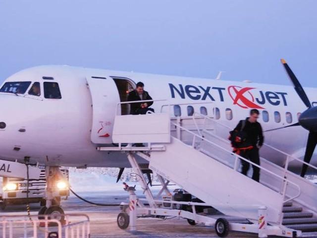 Nextjet säljer biljetter – trots indragen licens
