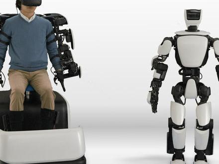 Toyota presenterar roboten T-HR3