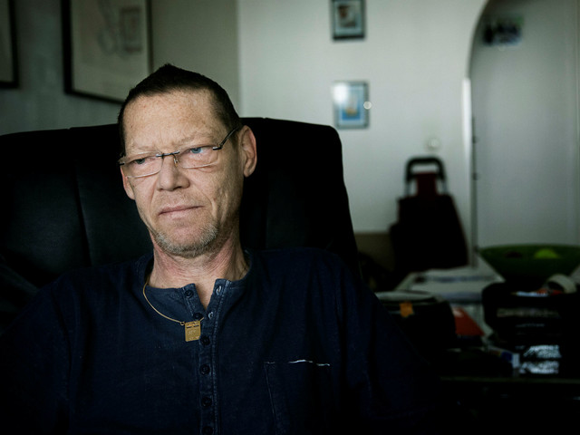 Mikael blev nästan blind - men kan inte få sjukersättning
