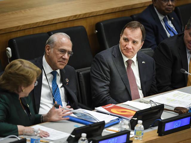 Löfvens Global deal tappade fart