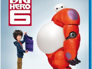Big Hero 6 – 2015 – Disneyklassiker nr 53
