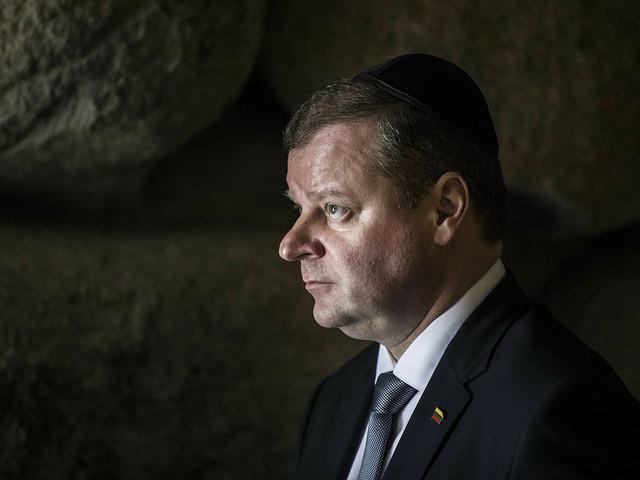 Domare gripna i litauisk korruptionshärva