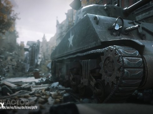 Call of Duty: WWII dominerar vidare i Storbritannien