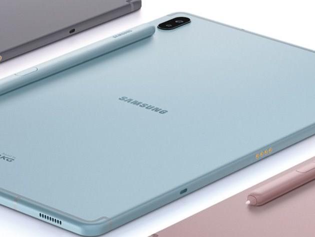 Samsung Galaxy Tab S6 dyker upp i butik i morgon