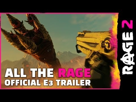Rage 2: Rise of the Ghosts släpps 26 september