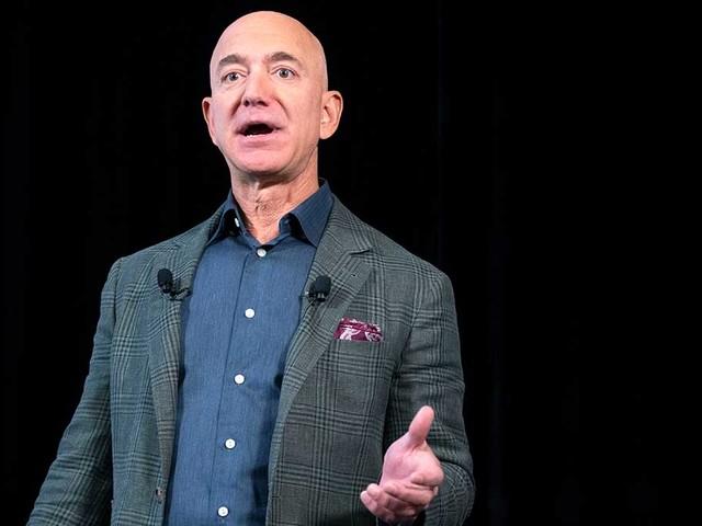 Amazons grundare säljer aktier för miljarder