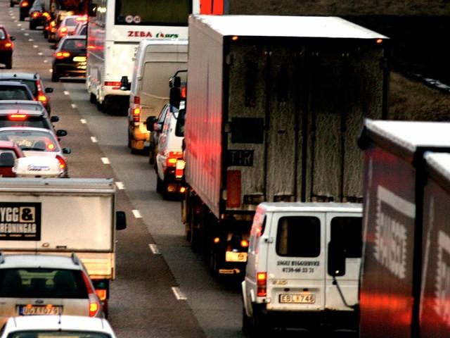 Vellinges politiker kräver trefilig motorväg och totalförbud mot lastbilar