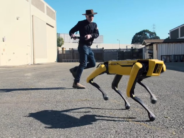 VIDEO: Så funkar Boston Dynamics robothund Spot
