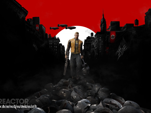 Vi snackar Wolfenstein II med Machine Games