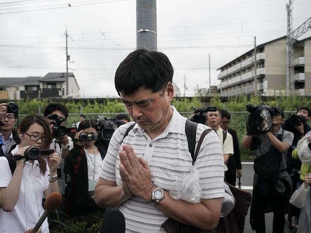 Sorg i Japan efter dödlig brand