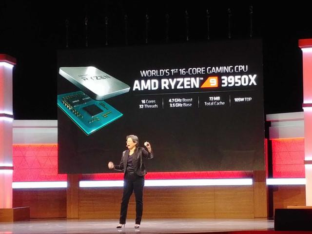 AMD bekräftar – Ryzen93950X lanseras den 25november