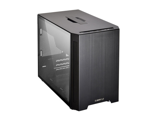 Lian Li släpper kompakta PC-TU150 med infällbart handtag för LAN-partyn