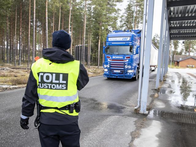 Karantän och förbud för resenärer från Norge