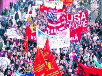 För 15 år sedan demonstrerade miljoner mot Irakkriget. Varför tiger vi inför alla krig idag?