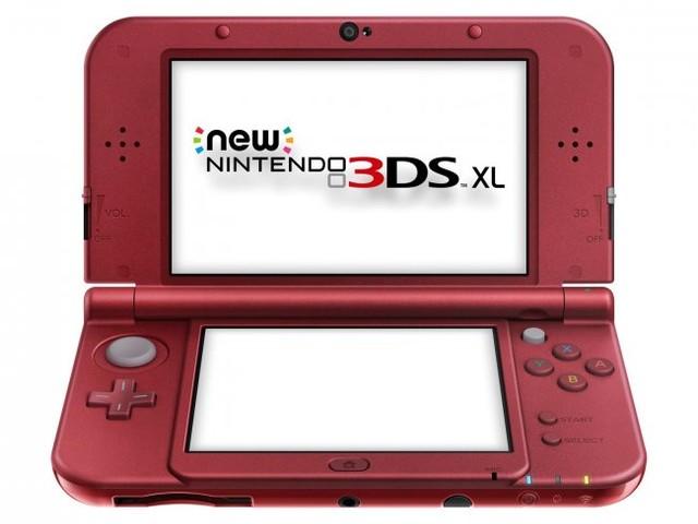 New Nintendo 3DS XL tycks ha lagts ner i Europa