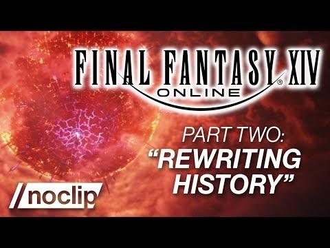 Hur Final Fantasy XIV återföddes