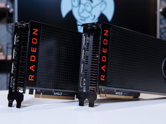 AMD upphör med tillverkningen av RadeonRXVega i referensutförande