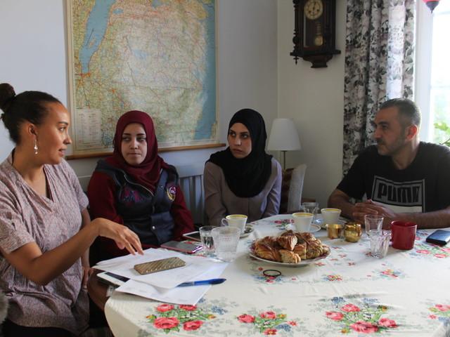 Svenskt medborgarskap stoppar återförening med mamma