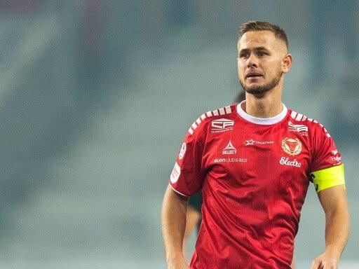 Efter 284 dagar - lagkaptenen tillbaka i spel för Kalmar FF