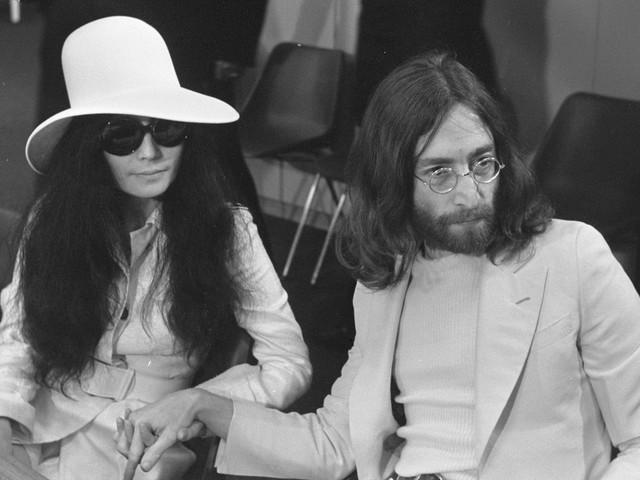 Hör okänd Lennon-låten