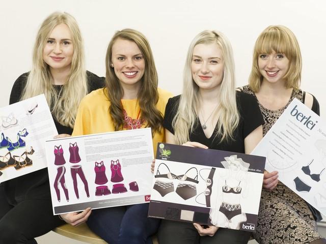 Fashiondesign, fotboll och studentliv på De Montfort University i Leicester