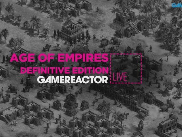 Vi spelar Age of Empires: Definitive Edition