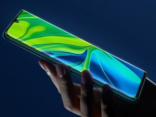 Xiaomi Mi Note 10 lanseras i Sverige, kostar 5990kr