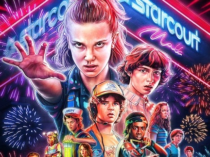 TV-serie: Stranger things #3 (2019)