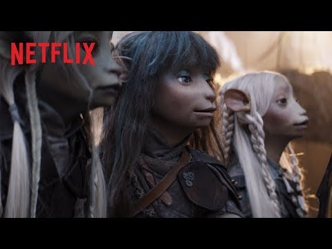 En titt bakom kulisserna på The Dark Crystal: Age of Resistance